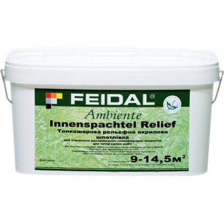 Feidal Ambiente Innenspachtel Relief