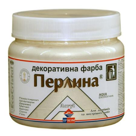 Ирком декоративная краска «металлик» (Жемчуг ИР-191) 0,4л
