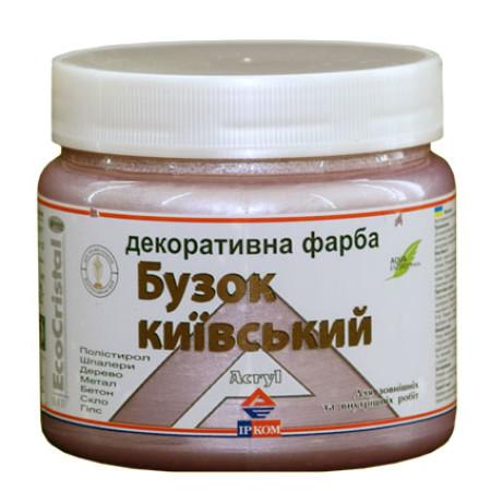 Ирком декоративная краска «металлик» (Киевская сирень ИР-193) 0,4л