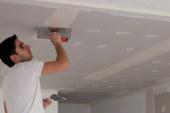 Как выровнять потолок собственными силами?