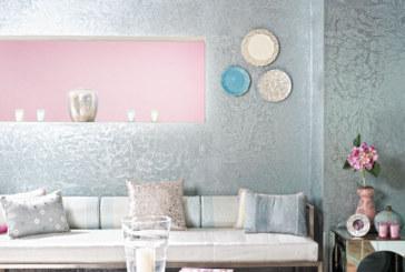 Краска для стен, акриловая краска