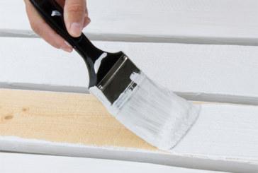 Как узнать или Вы правильно нанесли такой материал как краска для древесины?