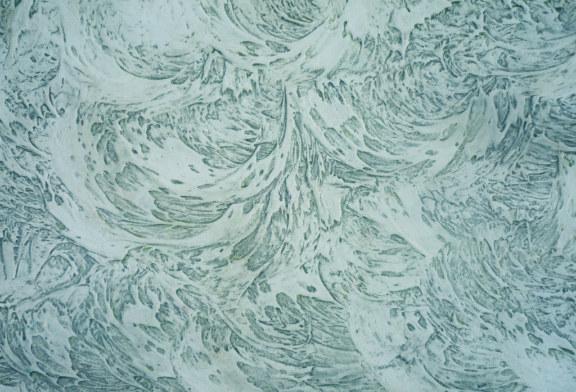 Декоративное покрытие из фактурной шпаклёвки