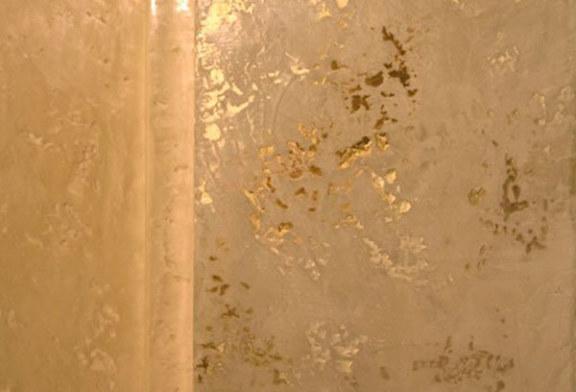 Внимание! Византийская штукатурка делает дизайн интерьера красивым и оригинальным!