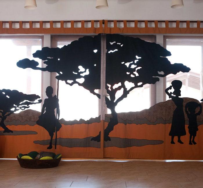 Африканский стиль и его главные особенности.