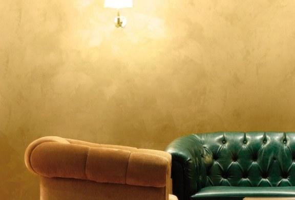 Штукатурка Отточенто — это показатель высокого качества.